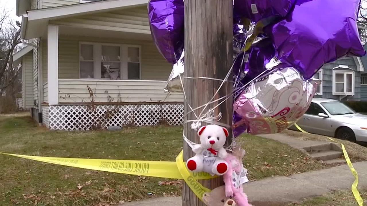 4-year-old shot and killed in Ohio