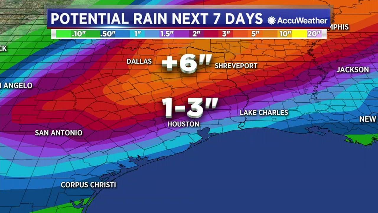 Meteorologist Travis Herzogs Monday forecast