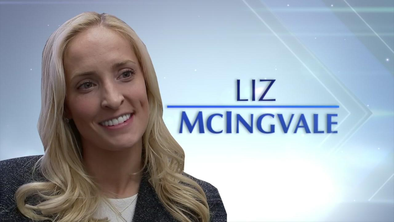 Liz McIngavle helping those with mental health issues