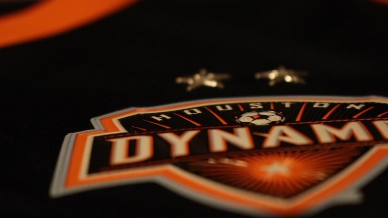Dynamo reveals brand new jerseys