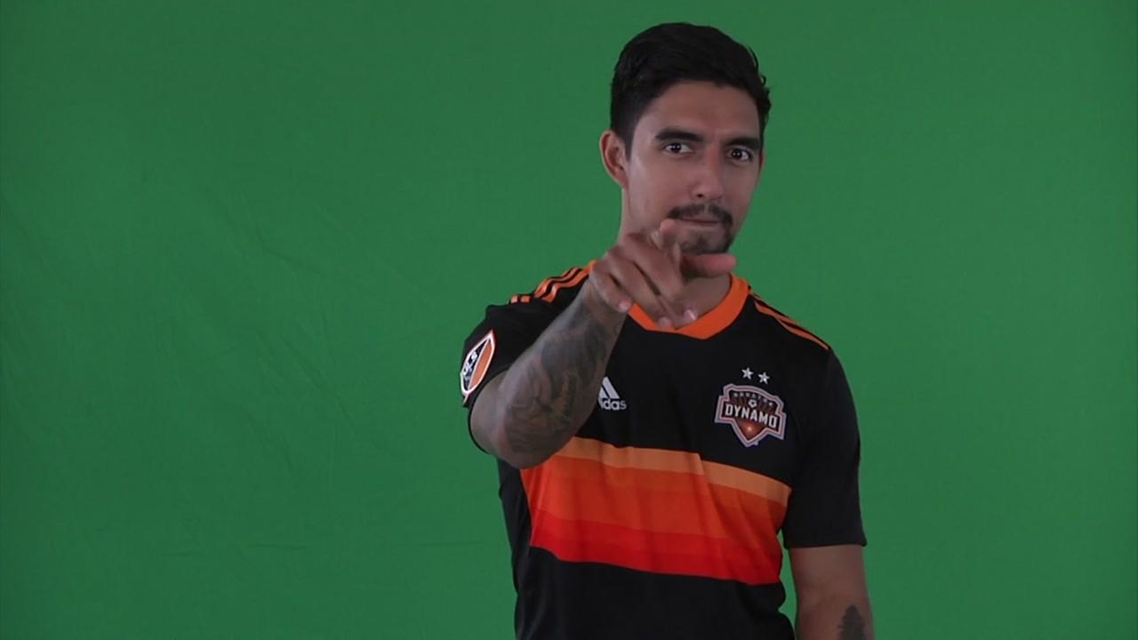 Houston Dynamo reveals new retro style jerseys