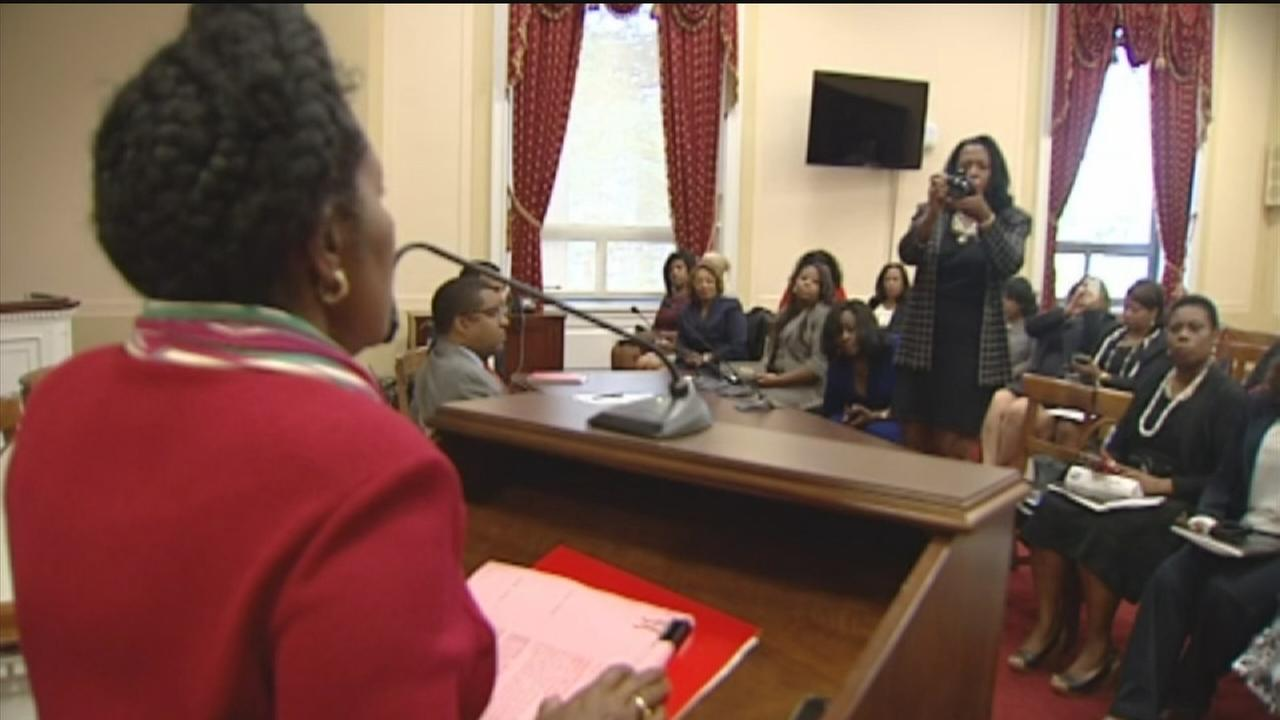 Houston women take concerns to White House