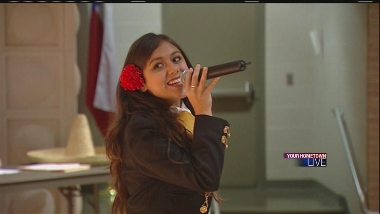 Students celebrate Grito Fest