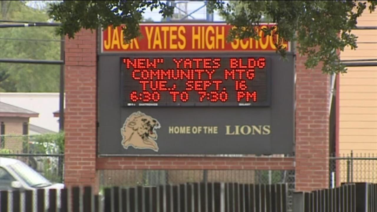 Community wants say in plans for new Yates HS