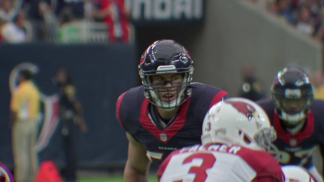 Texans part ways with all-time leading tackler Cushing