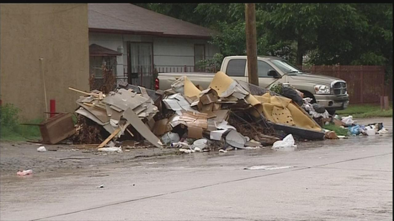 Illegal dumping growing problem across Houston