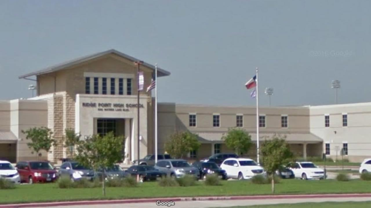 Ridge Point HS student accused of making threat