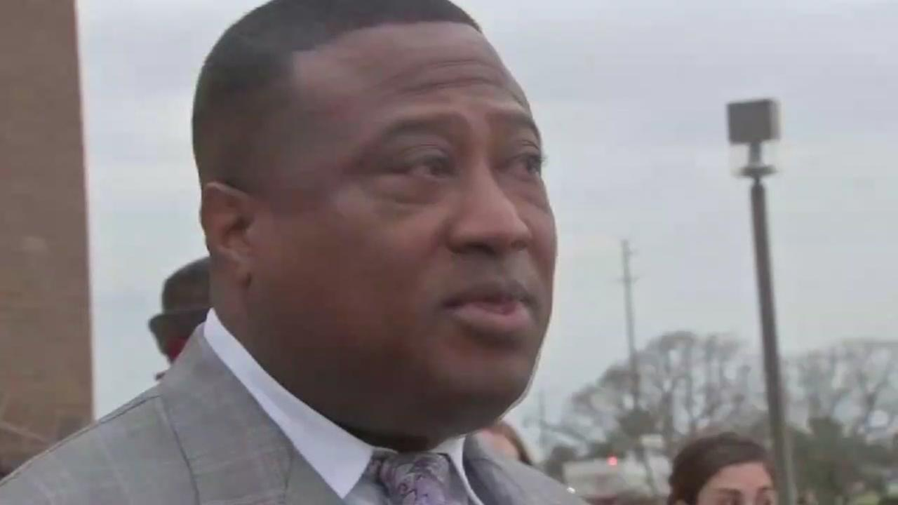Quanell X at center of lawsuit