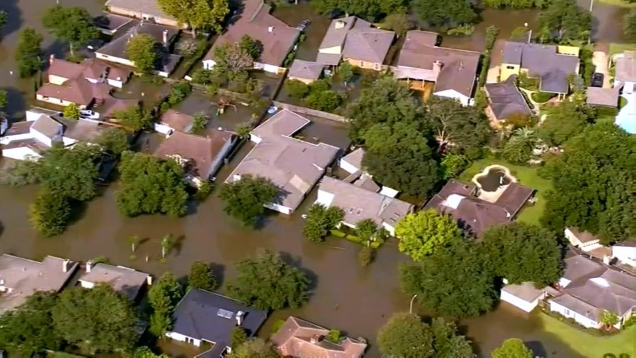 Mayor Turner announces new Hurricane Harvey program