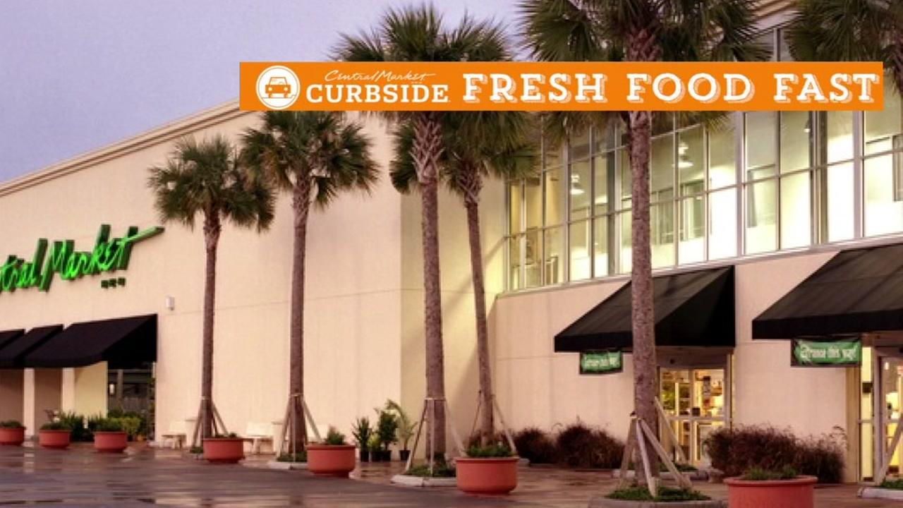 Central Market to offer curbside service and some stores