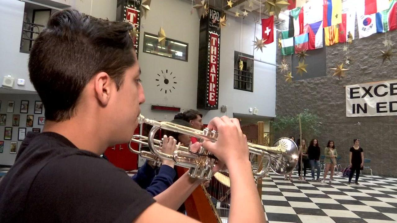 Students to compete in Mariachi competition