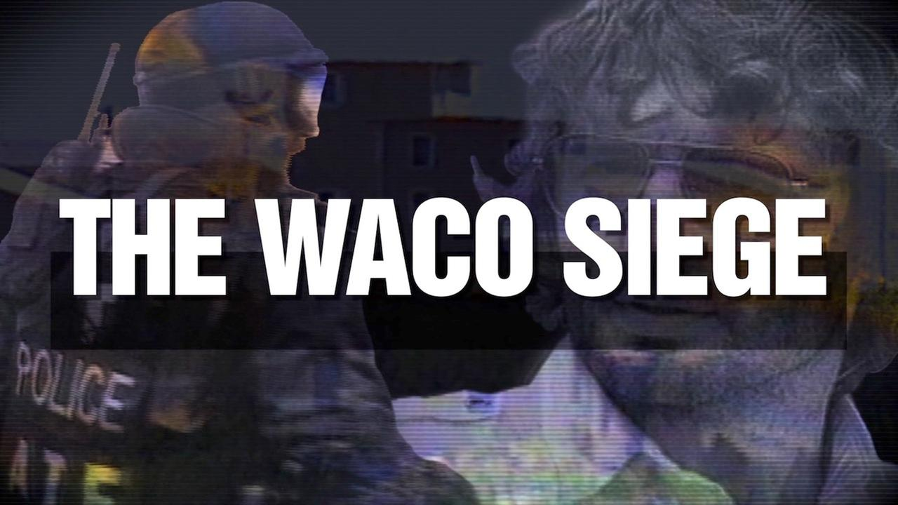 25 years later of the Waco siege