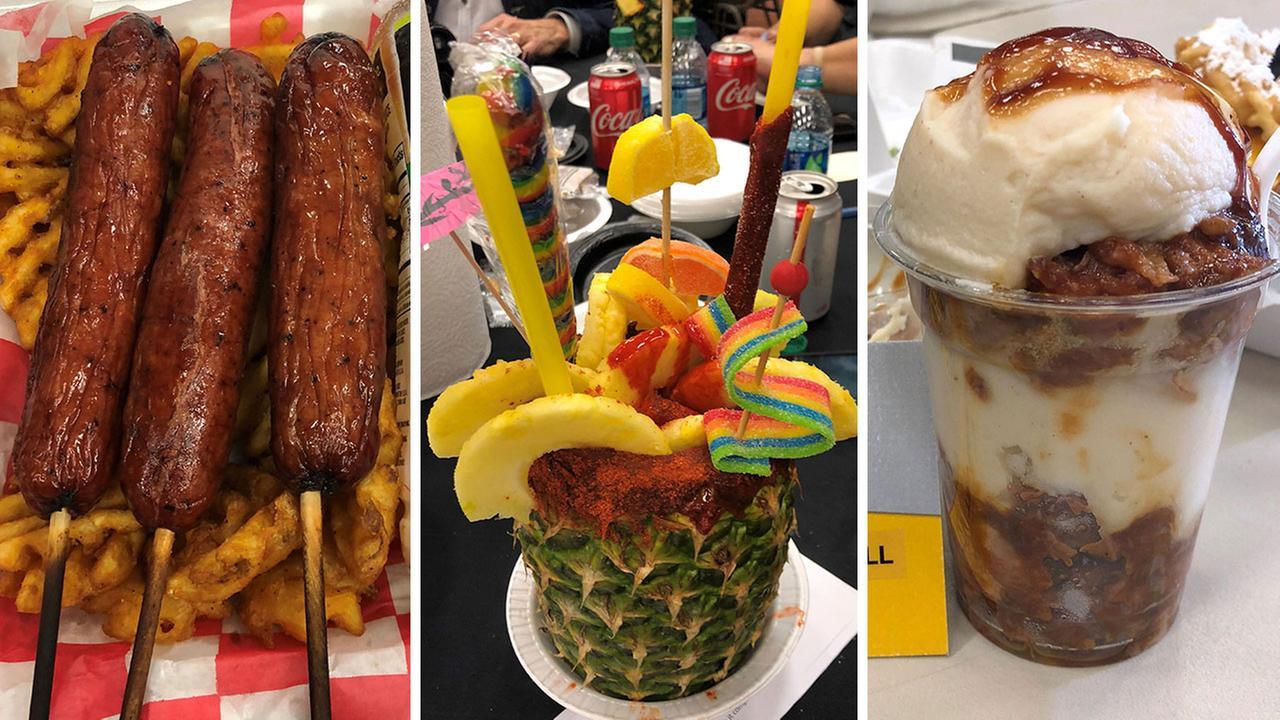 RodeoHouston foods 2018