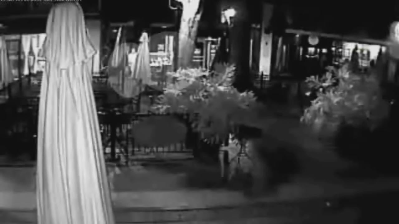 New surveillance video of missing UVA student