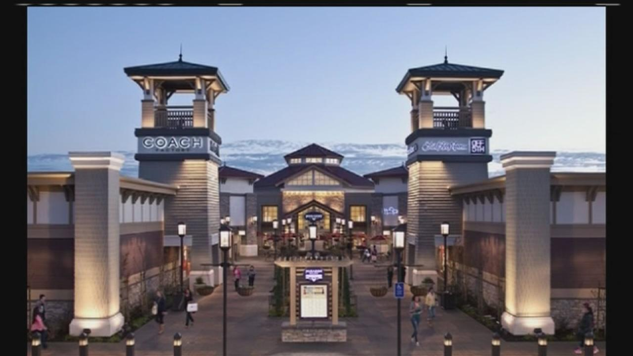Major outlet mall planned for Rosenberg