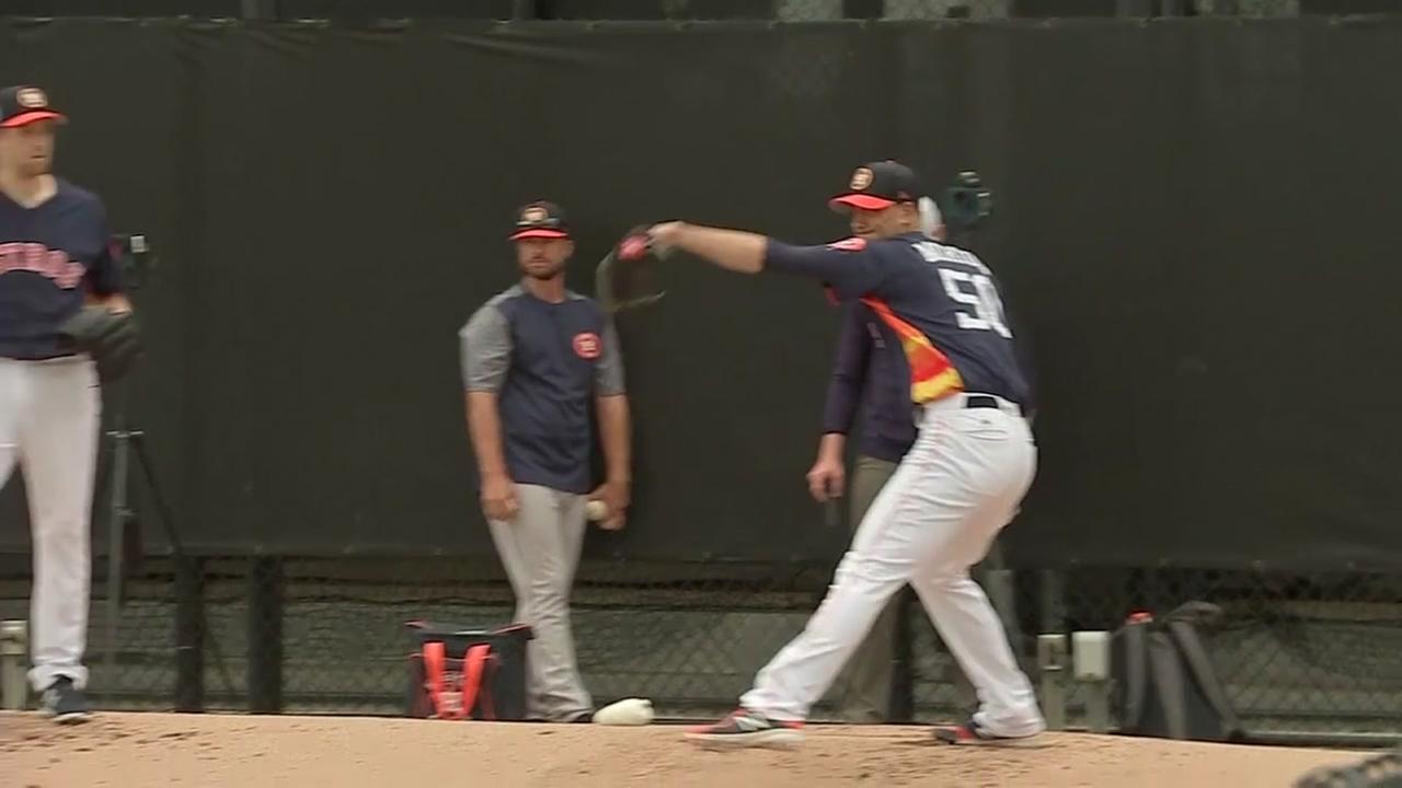 Astros still humble after winning World Series