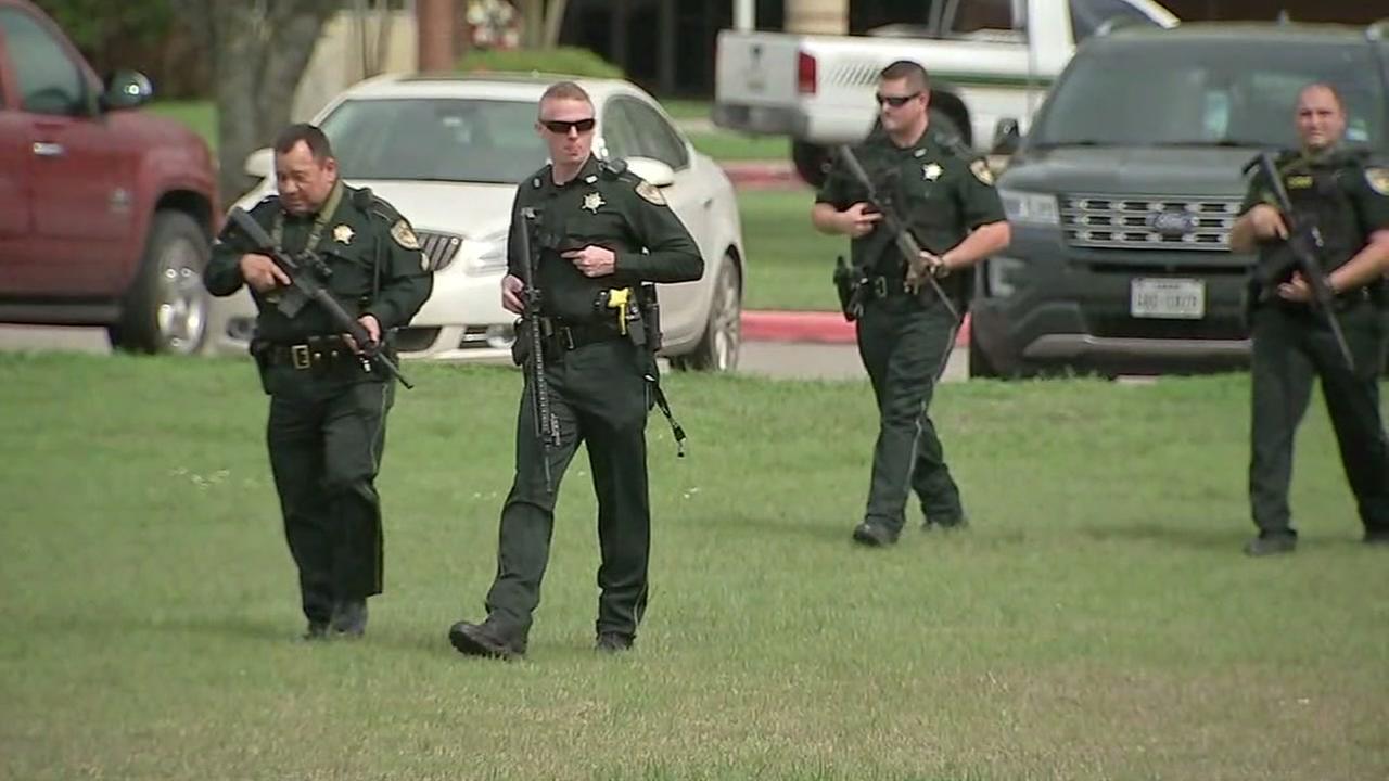 Santa Fe High School lockdown explained
