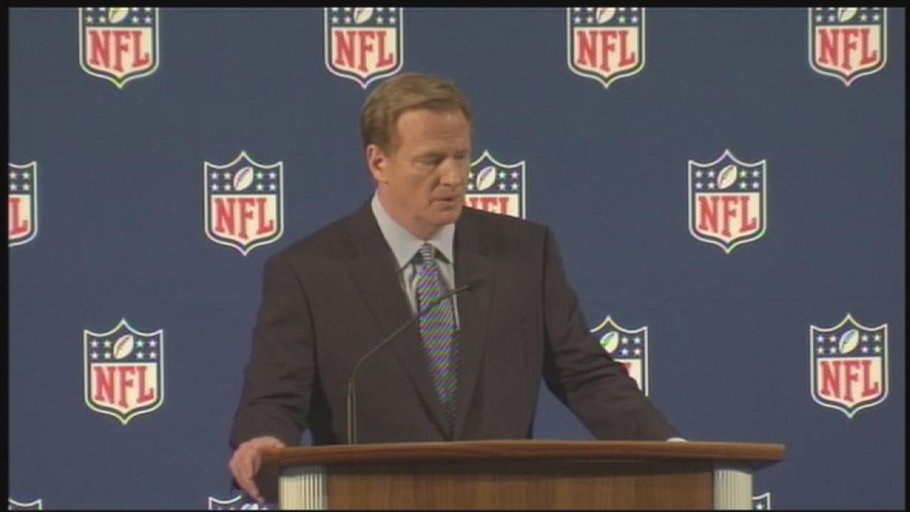 Goodell: Same mistakes can never be repeated