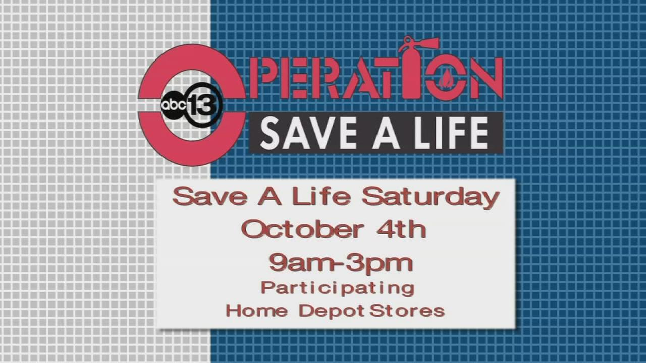 Join us for Operation Save-a-life