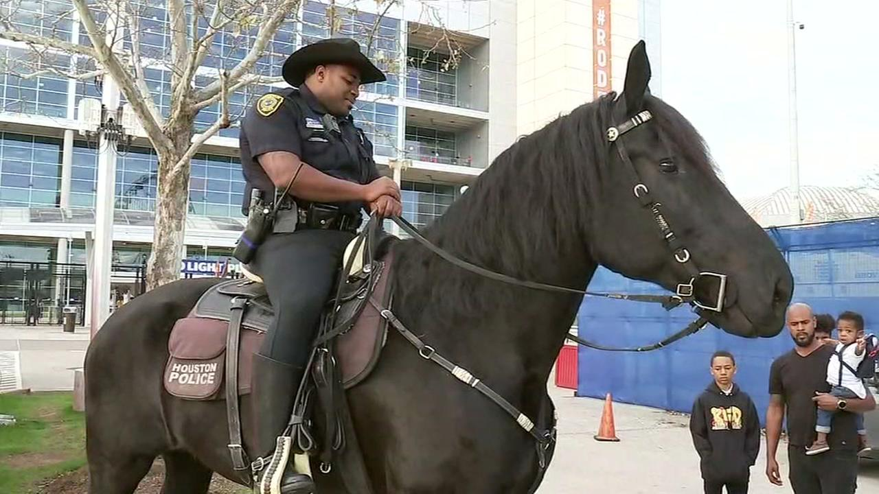 Security increased at Houston Livestock Show and Rodeo