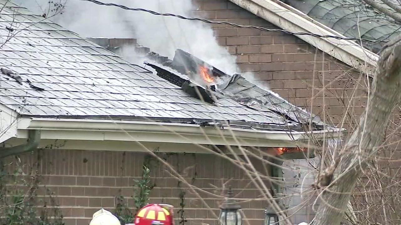 Families rebuilding after 3-alarm apartment fire