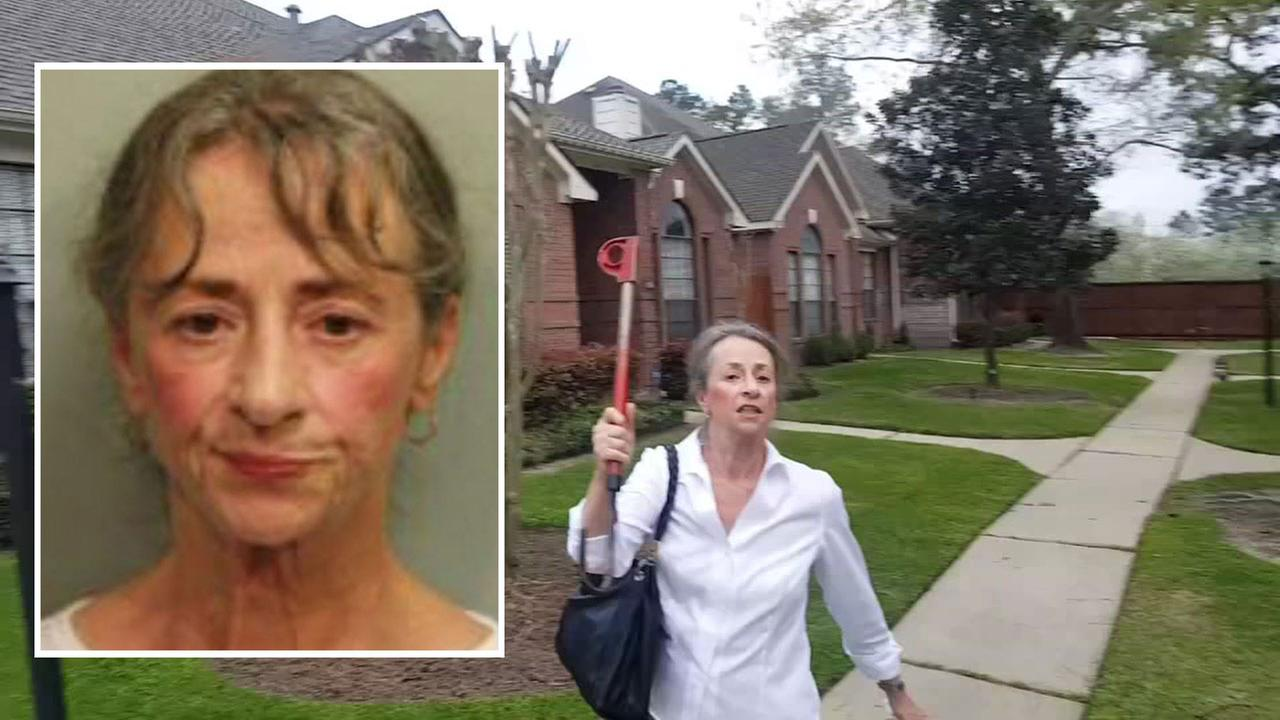 Neighbor accused of filling door locks with crazy glue