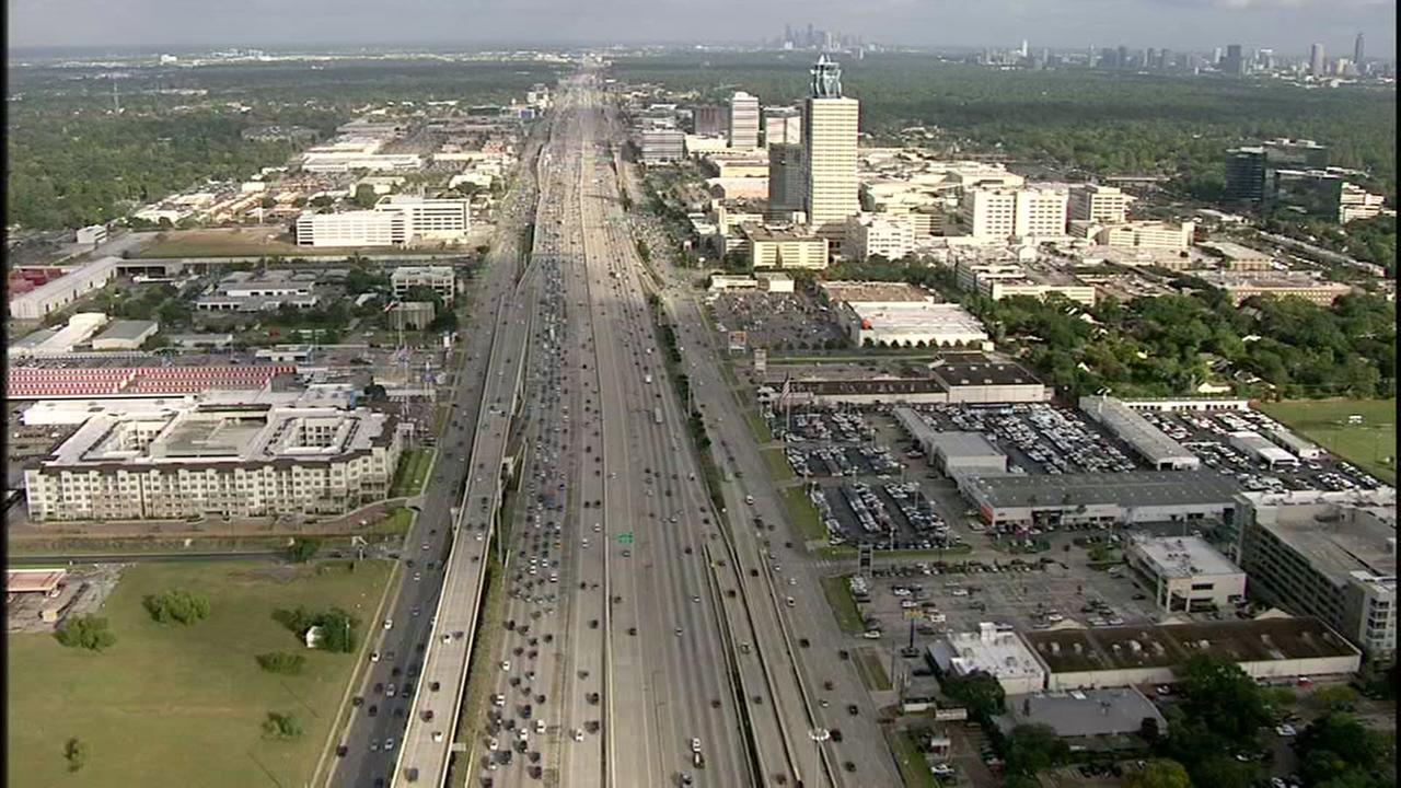 ABC13 Katherine Whaley Spring Break traffic outlook