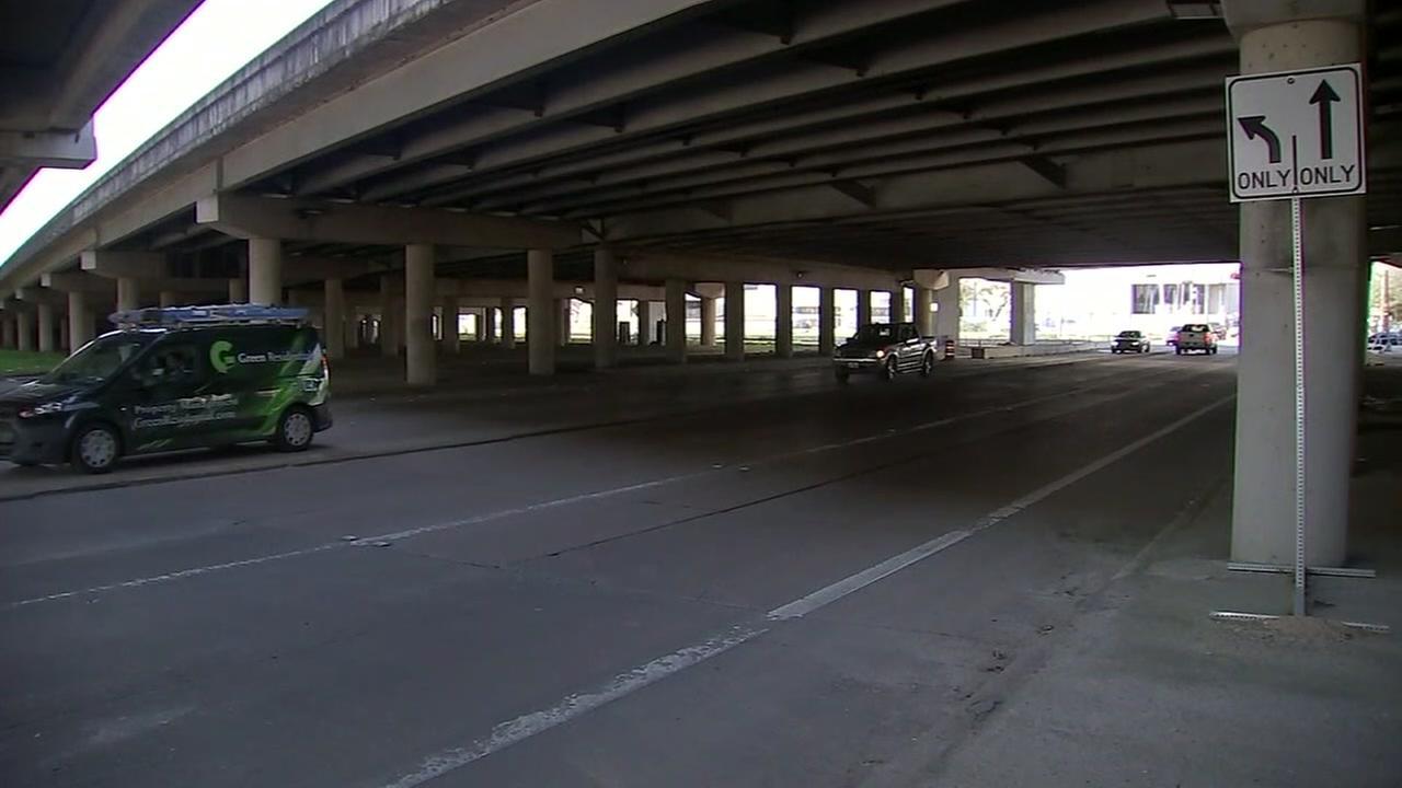 UH student sexually assaulted under I-45 bridge
