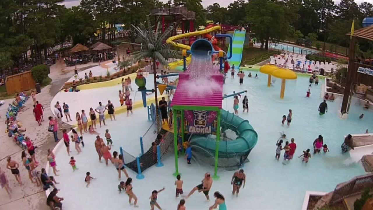 Splashtown announces huge expansion
