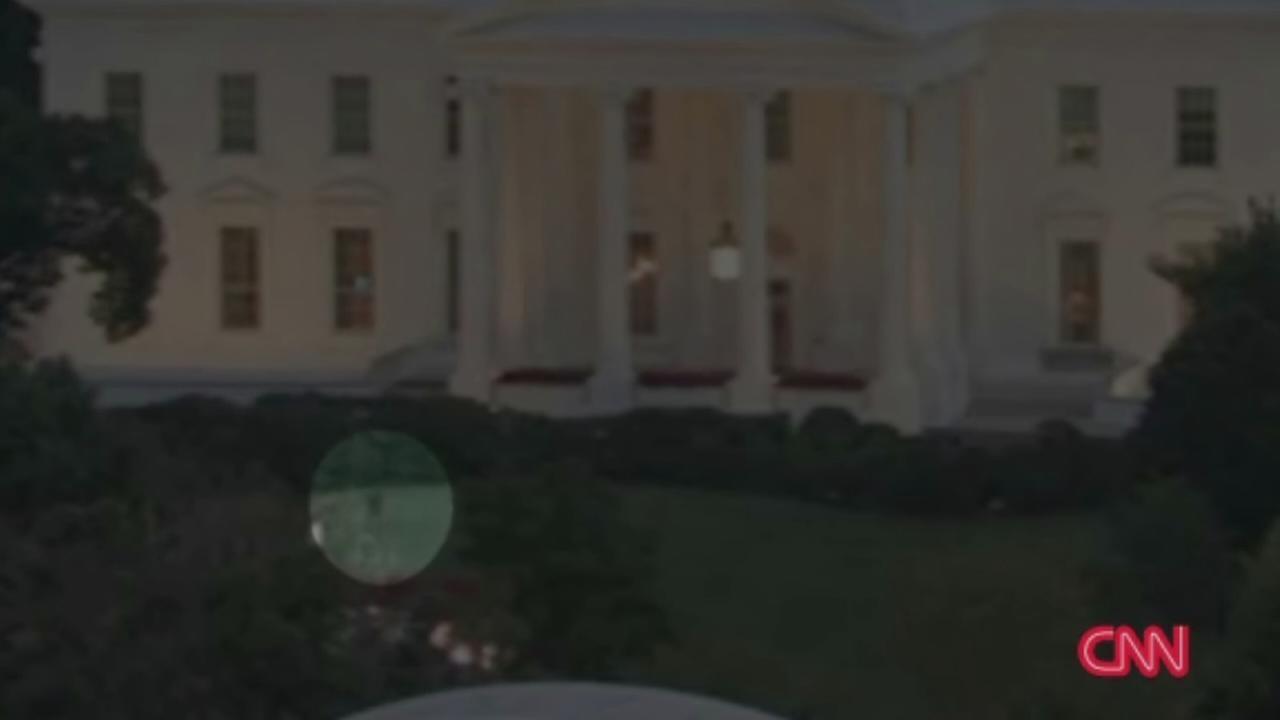 White House security breach