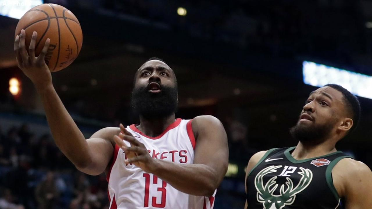 Rockets win streak extends to 17 games after victory in Milwaukee