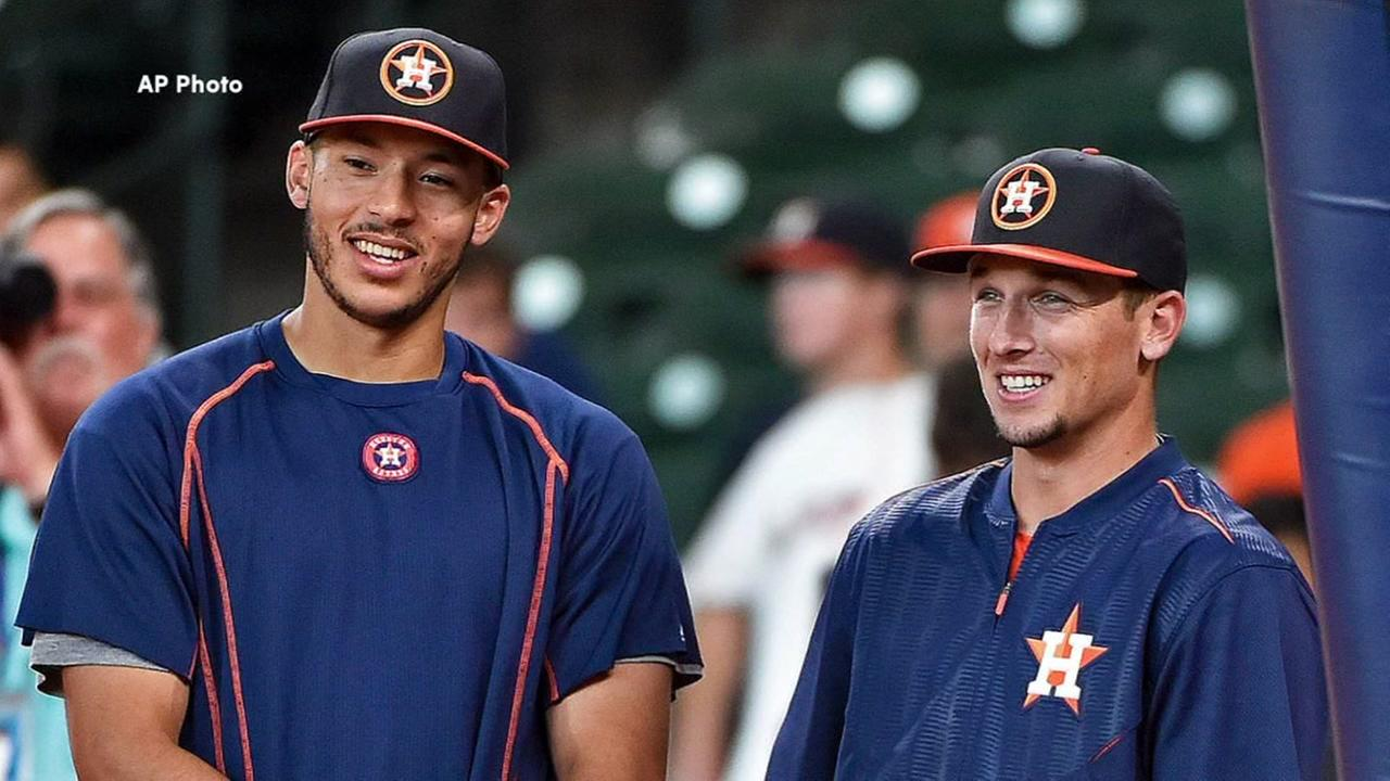 Correa, Bregman have contracts renewed by Astros