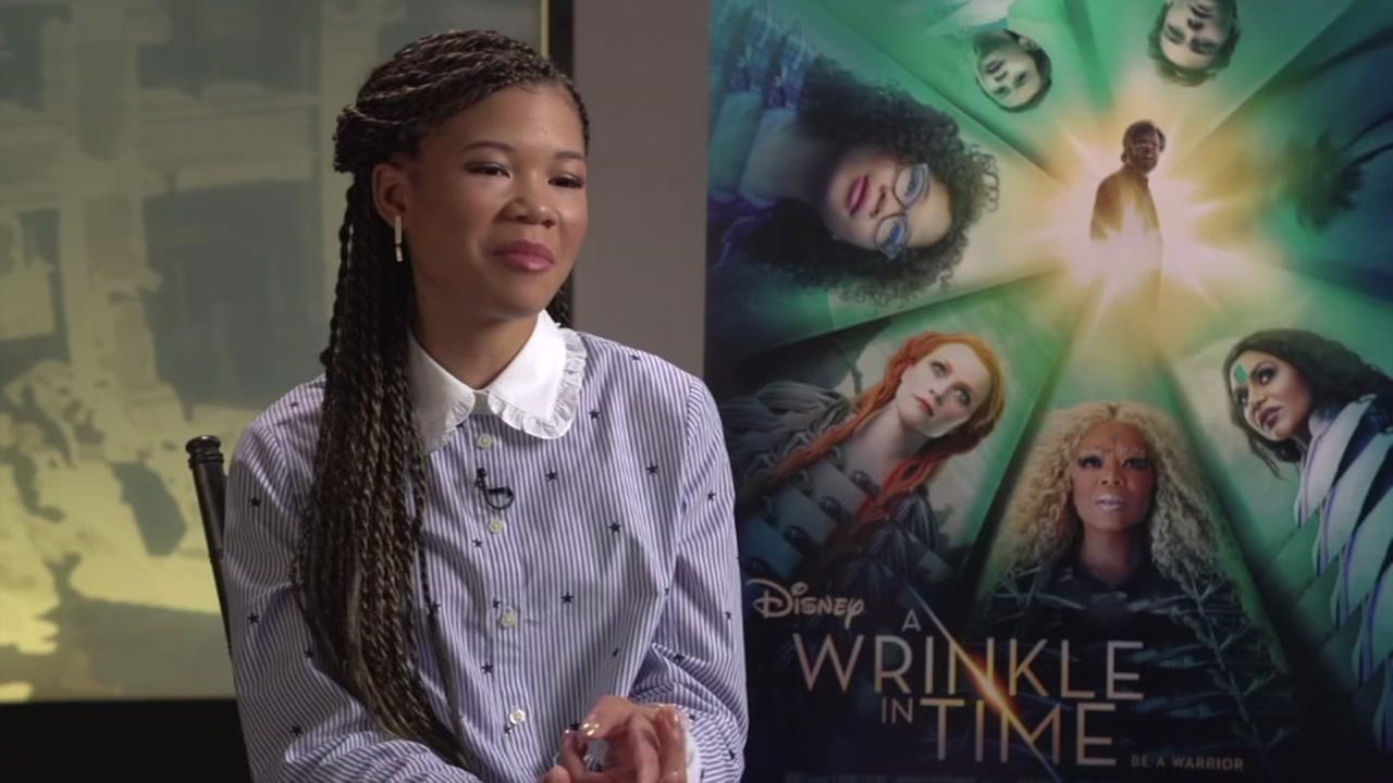 Storm Reid shines in Disneys A Wrinkle in Time
