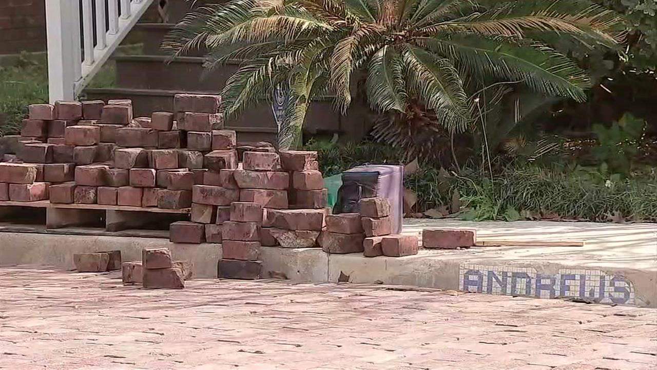Historic Freedmens Town bricks return to Houstons Fourth Ward