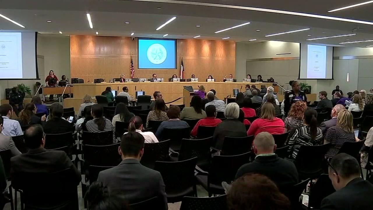 Questions remain after HISD board OKs job cuts