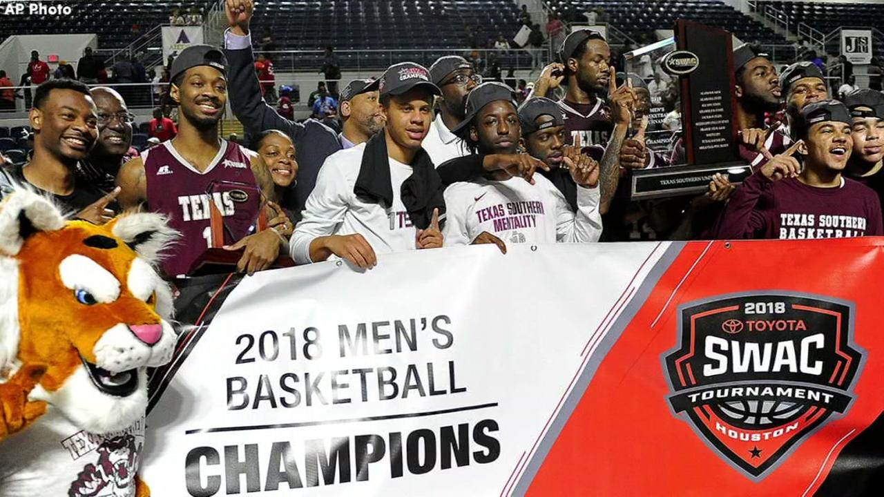 Back from 0-13 start, Texas Southern wins SWAC tourney