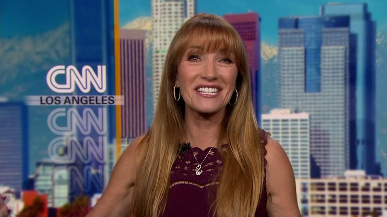 Jane Seymour talks about doing Playboy at 67