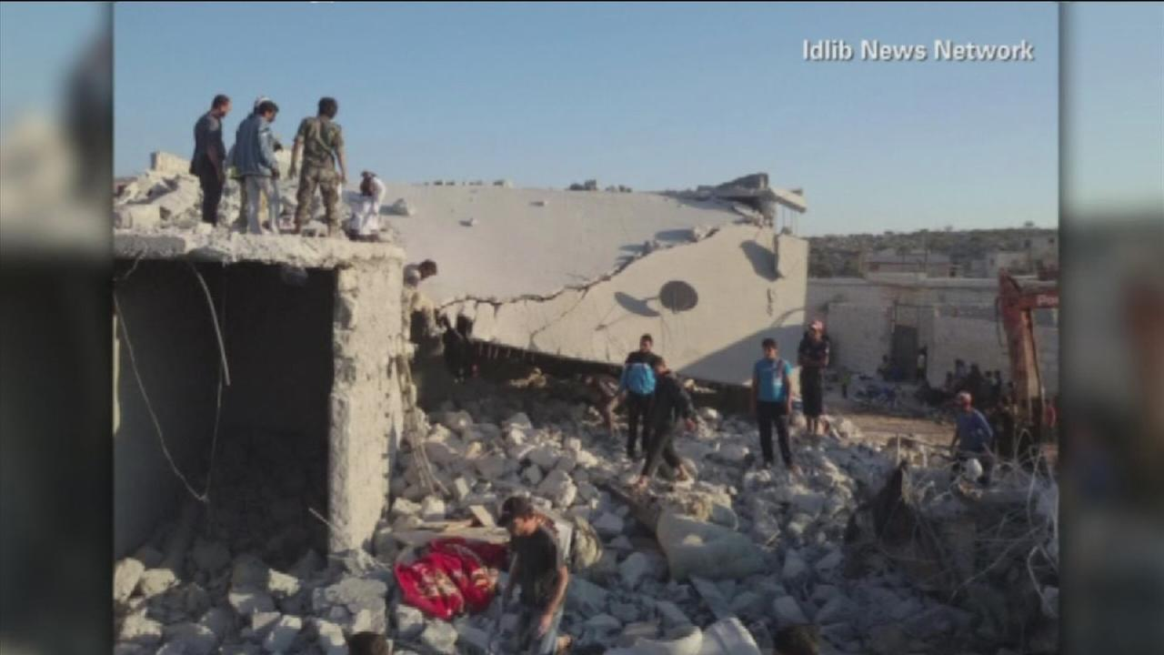 Experts: Impact of Syrian airstrikes far reaching