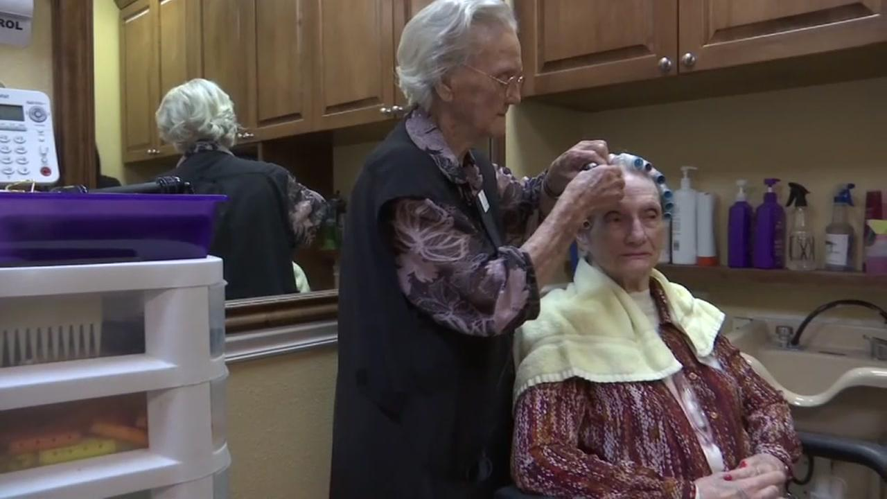Texas Beautician turns 100 years old