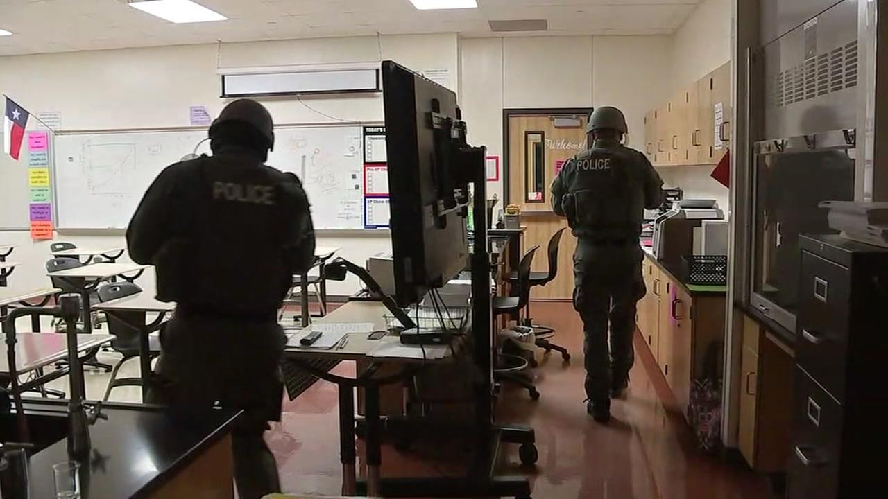Active shooter drills