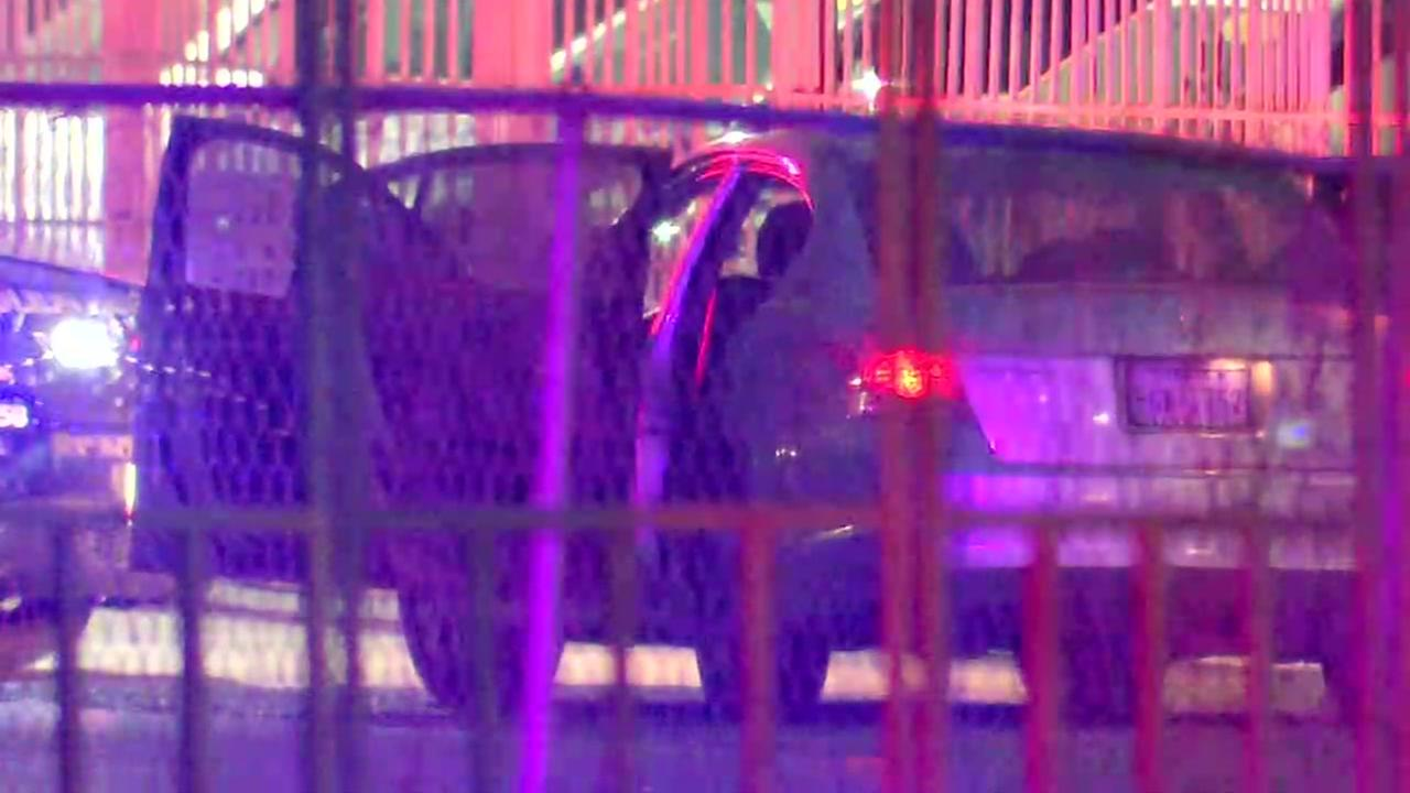 Father and 3-year-old son injured in drive-by shooting