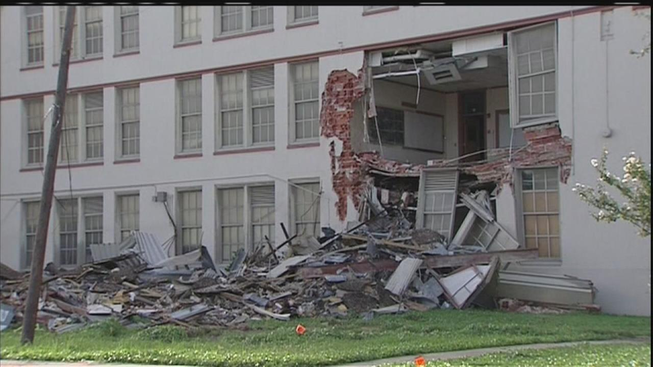 New concerns over Wheatley HS demolition