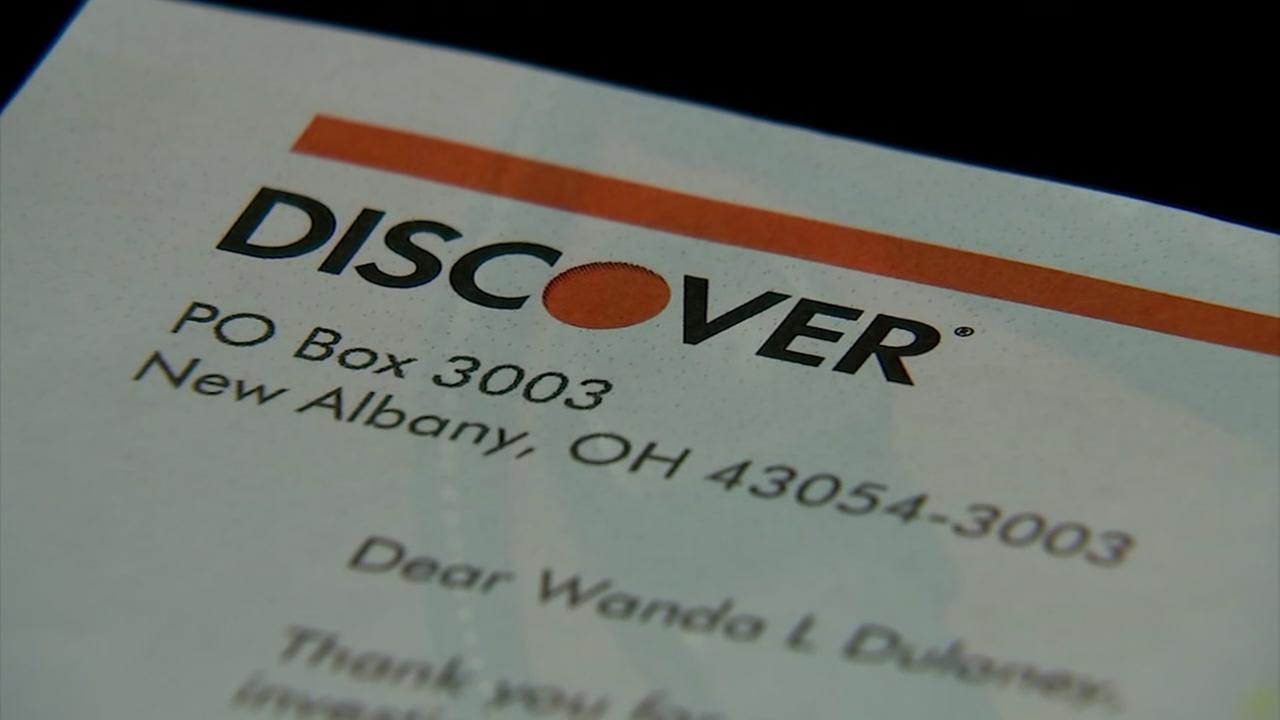 Fight against Discover Card