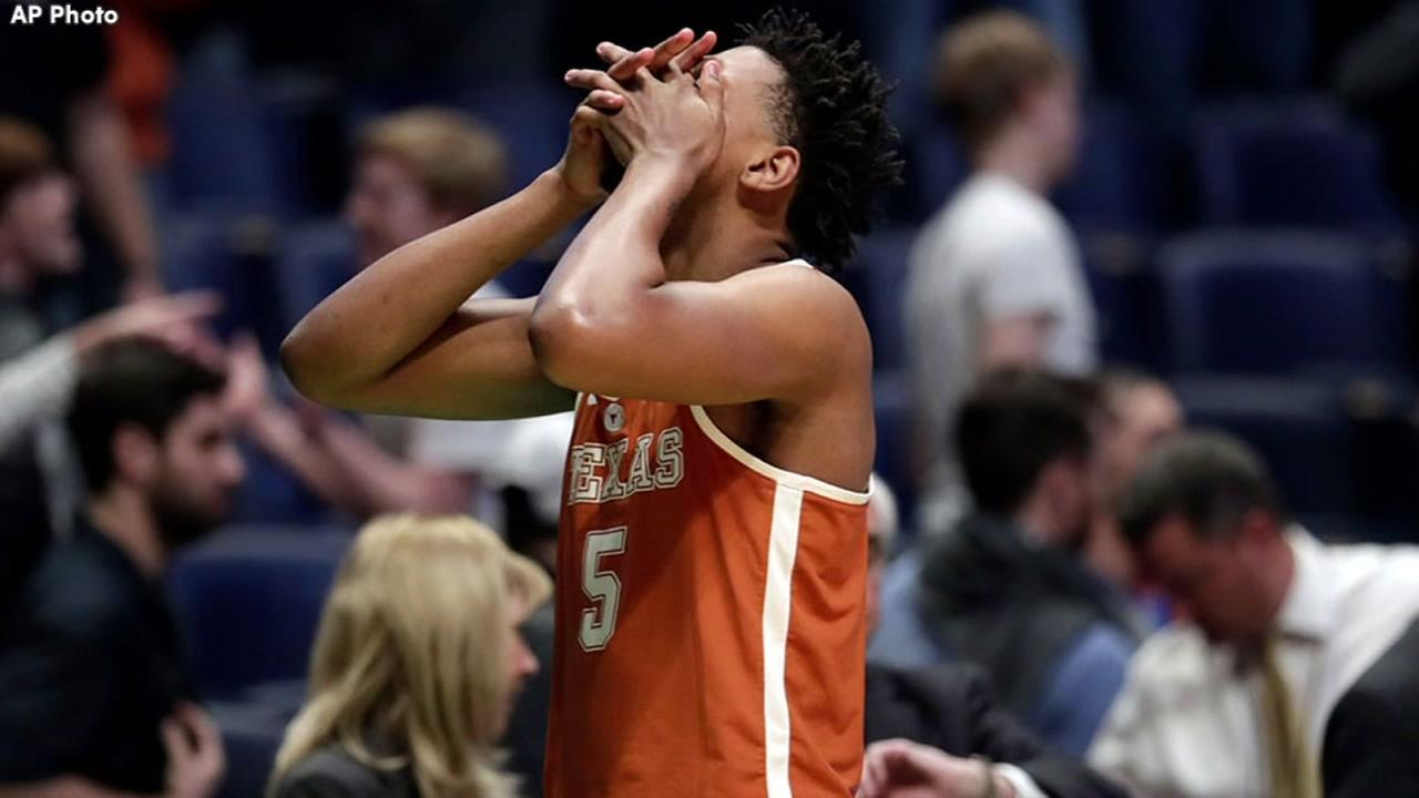 HORNS FALL: UT drops close OT game vs. Nevada in NCAA Tournament