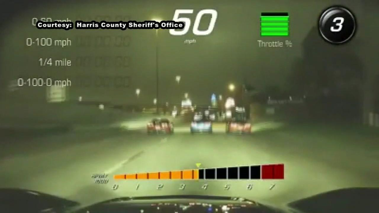 Tackling illegal street racing in Harris County