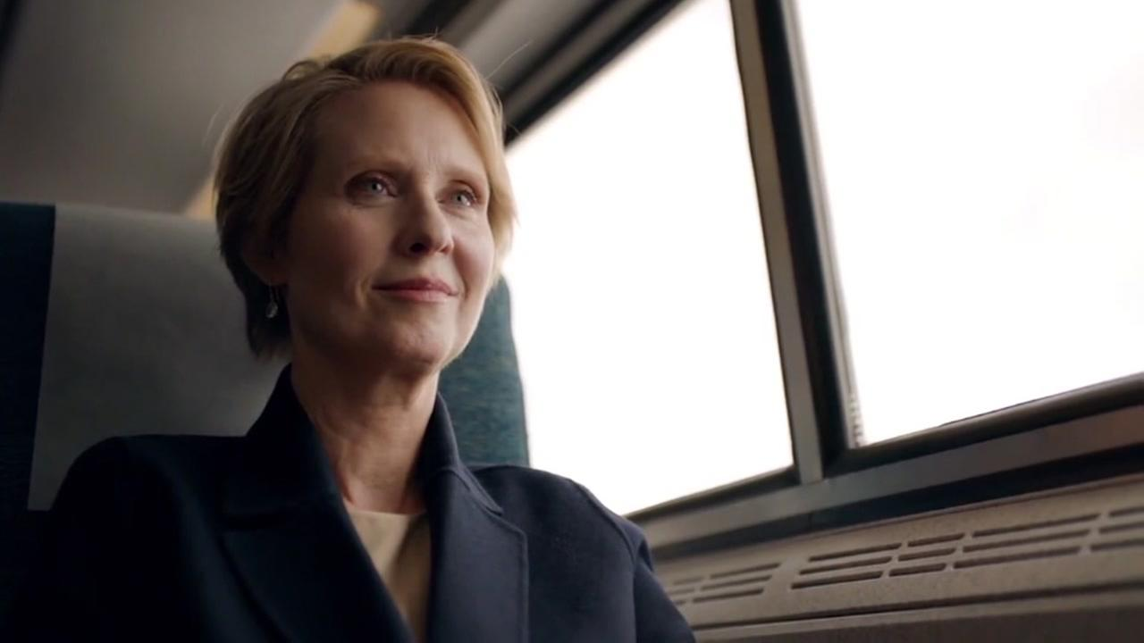 Former Sex and the City star Cynthia Nixon running for governor