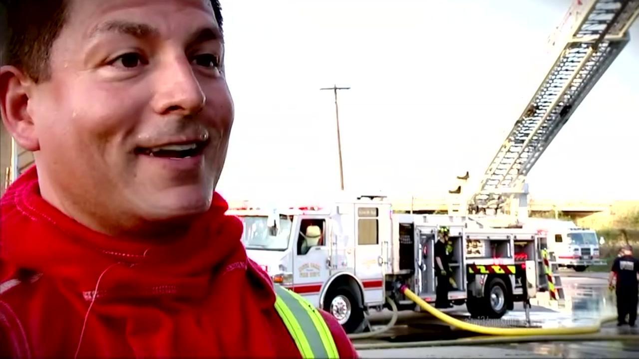 Erik Promo Firefighter