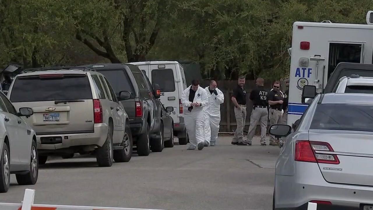 ABC13s Nick Natarios latest on Austin bombing suspect