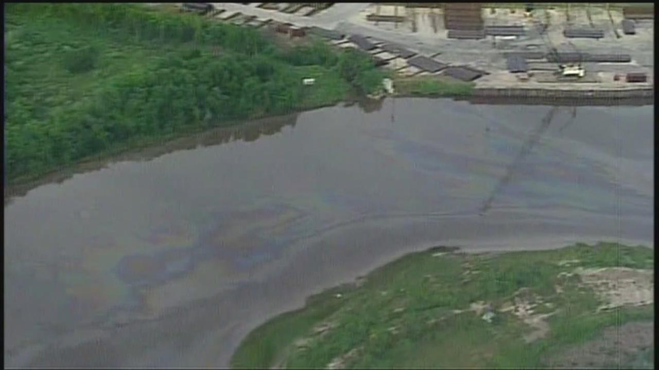 Bayou pollution indictment