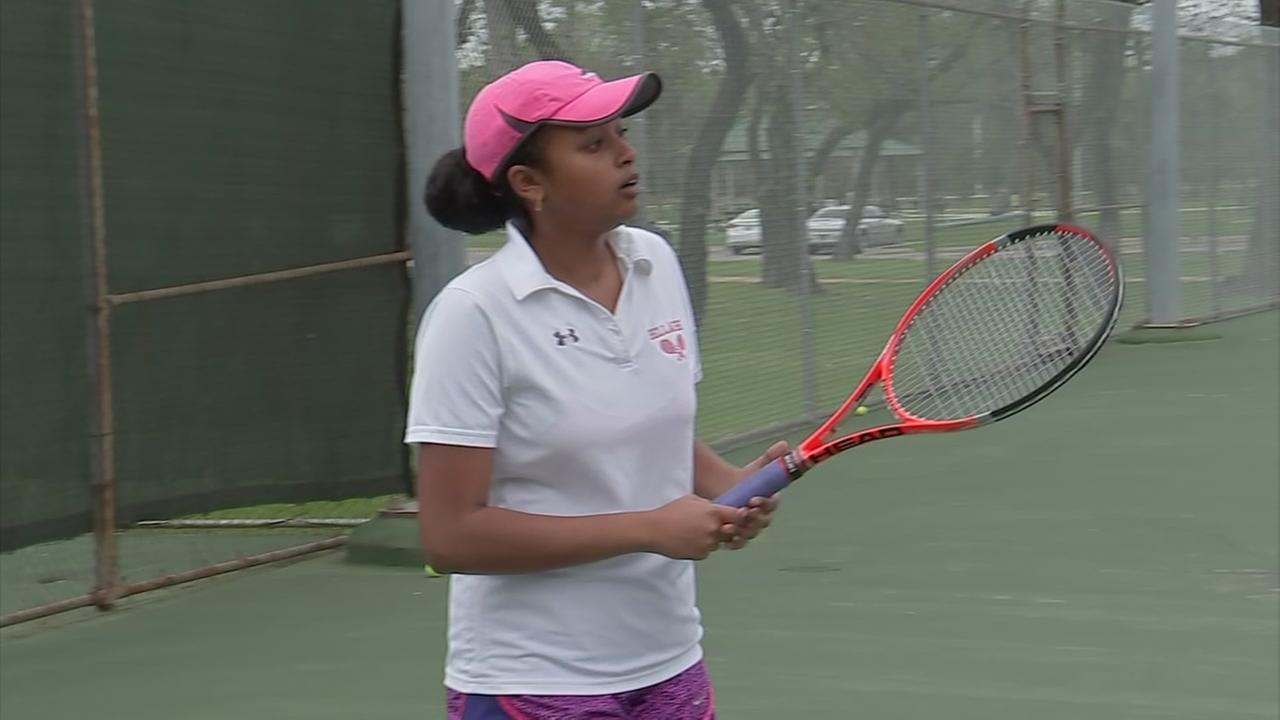 Free tennis lessons in Houston
